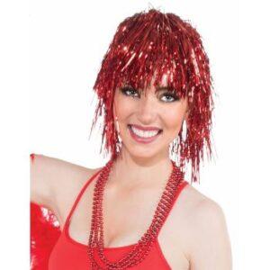 Forum Tinsel Red Wig Arizona Fun Services Tempe Arizona
