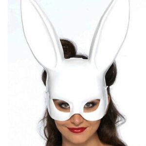 Leg Avenue Halloween Costume Accessories Bunny Bondage White Masquerade Mask Arizona Fun Services Tempe Arizona