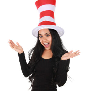 Elope Cat in the Hat Arizona Fun Services Tempe Arizona