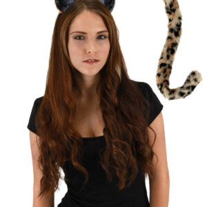 Elope Cheetah Ears and Tail Arizona Fun Services Tempe Arizona