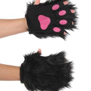 Elope Black Fingerless Paws Arizona Fun Services Tempe Arizona