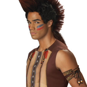California Costume Indian Warrior Wig Arizona Fun Services Tempe Arizona