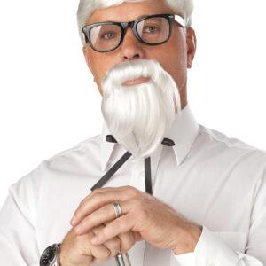 California Costume Colonel Wig and Mustache Arizona Fun Services Tempe Arizona