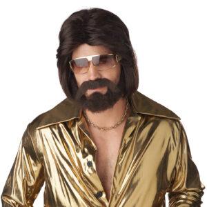 California Costume Sexy 70's Man Wig Arizona Fun Services Tempe Arizona