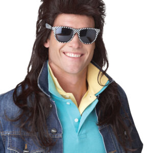California Costume 80's Rock Mullet Wig Arizona Fun Services Tempe Arizona