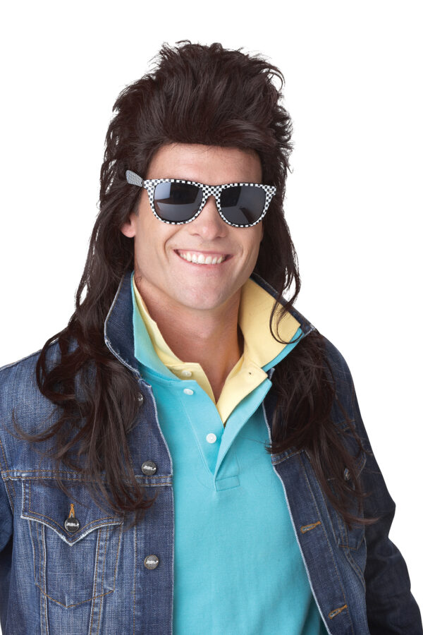 California Costume 80's Rock Mullet Wig Arizona Fun Services Tempe Arizona