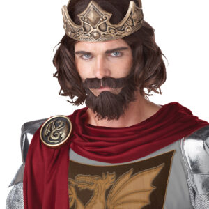 California Costume Medieval King Wig Arizona Fun Services Tempe Arizona