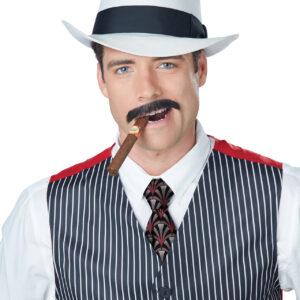 California Costume Gangster Mustache Arizona Fun Services Tempe Arizona