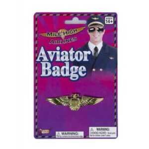 Forum Aviator Badge Gold Arizona Fun Services Tempe Arizona