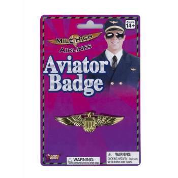 Forum Aviator Badge Gold Arizona Fun Services Tempe Arizona