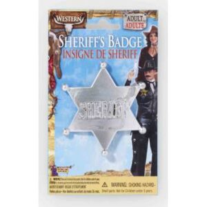 Forum Western Sheriff Silver Badge Arizona Fun Services Tempe Arizona